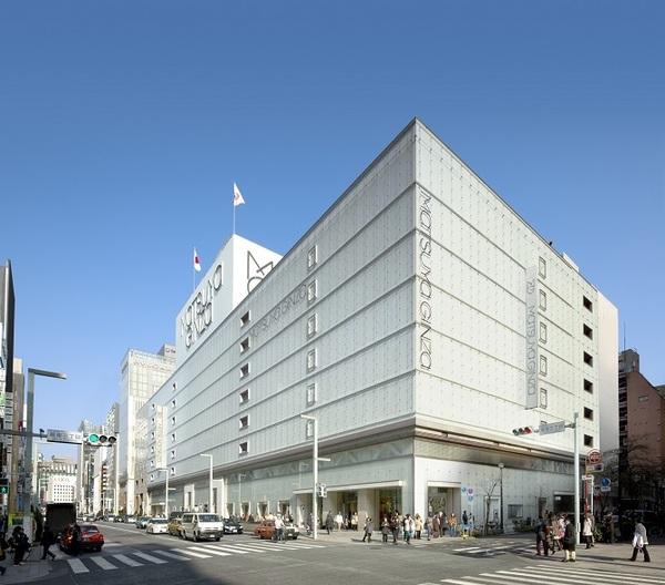 東京都内のおすすめデートスポット6.松屋銀座
